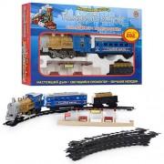 Детская железная дорога Голубой вагон 7014