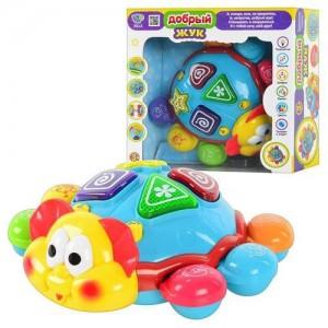 Развивающая игрушка Добрый жук 7013
