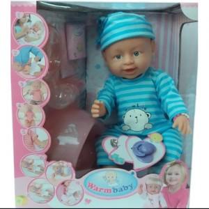 Пупс Warm baby 002