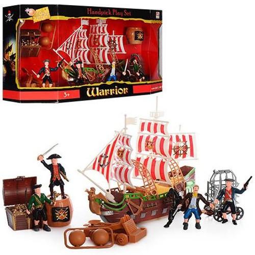 Корабль пиратов 0807 С1