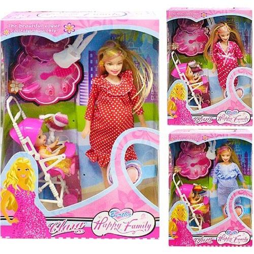 Кукла беременная 88076-1