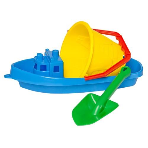 Песочный набор Лодка 2872