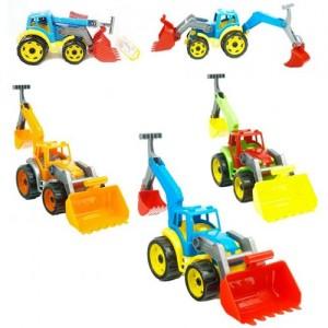 Трактор 2 ковша 3671
