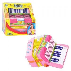 Музыкальная игрушка Весёлая гармонь 2003/88357 R