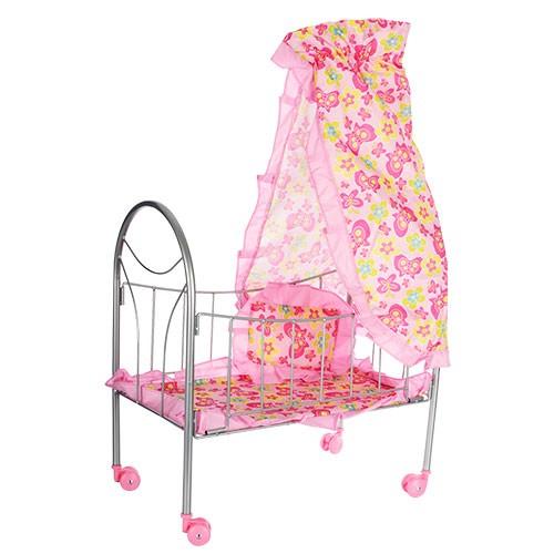 Кроватка для куклы 9394