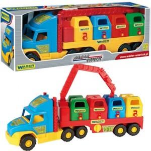 Super Truk мусоровоз 36530