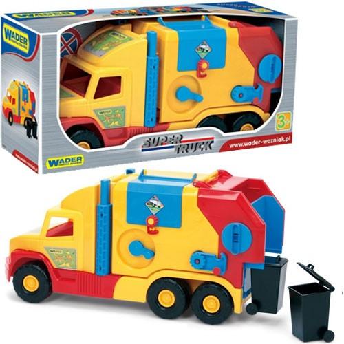 Super Truk мусоровоз малый 36580