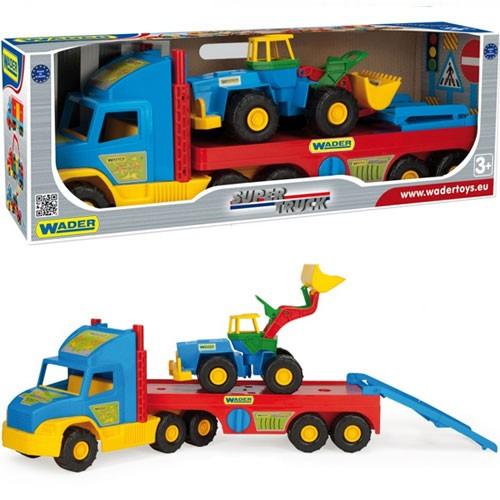 Super Truk с трактором 36520