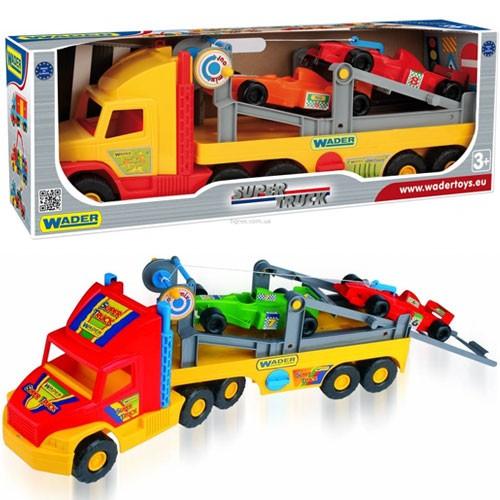 Super Truk с авто формула 36620