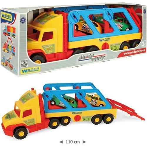 Super Truk с авто-купе 36640