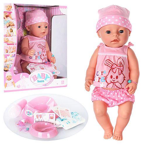 Пупс Baby Born BL009D-S