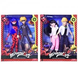 Набор кукол Miraculous:Леди Баг и Супер Кот 2121