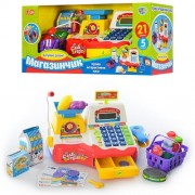 Игровая интерактивная касса Магазинчик Limo Toy 7162
