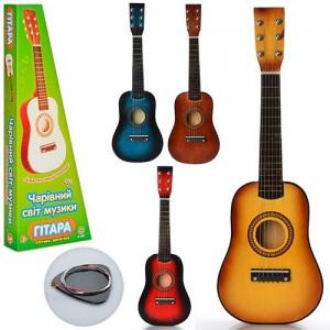Детская гитара M 1369