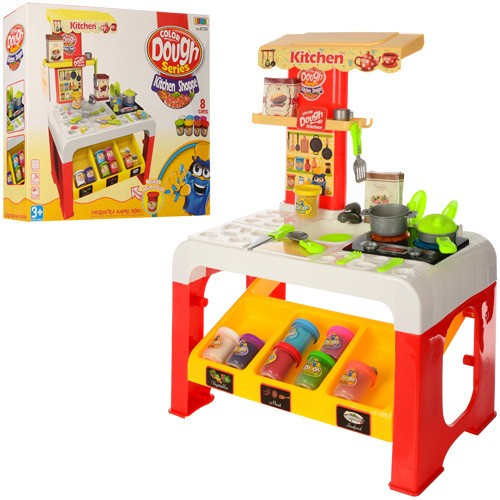 Детский пластилин Kitchen Shoppe MK 0677