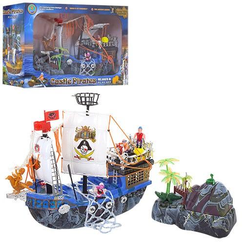 Корабль пиратов 50878F