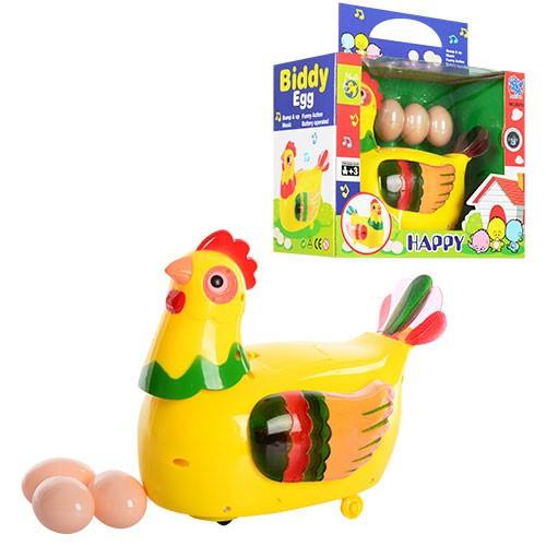 Музыкальная игрушка Курочка-несушка 20215