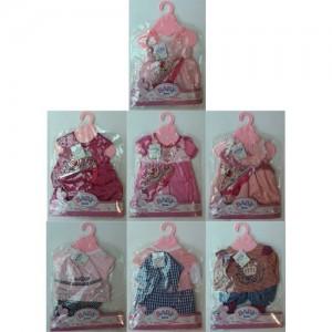 Одежда Baby Born BLC14-08-02/BLC18-A-B-C-D-E