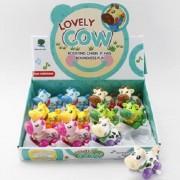 Заводная игрушка Корова 695