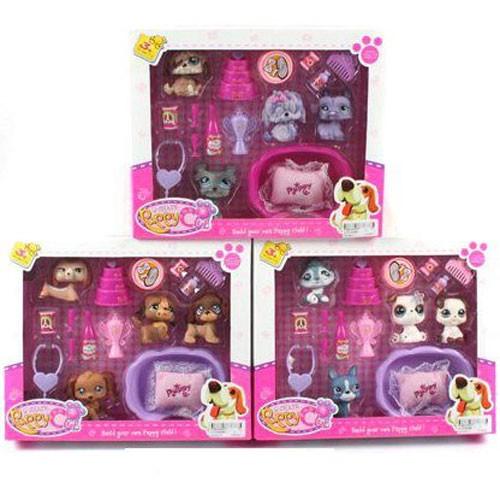 Игровой набор Питомцы Littlest Pet Shop CL2105ABC