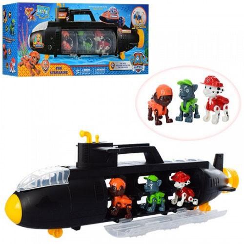 Подводная лодка Щенячий патруль XZ-871