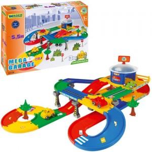 Гараж с дорогой 5,5м Kid Cars 3D 53130