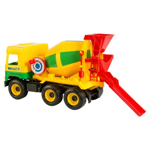 Middle Truck Бетономешалка Wader 39223