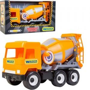 Middle truck Бетономешалка city Wader 39311