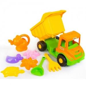 Multi truck Грузовик с набором для песка Wader 39206