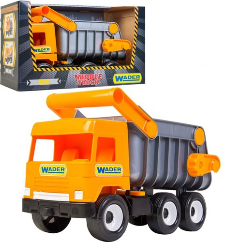 Middle truck Самосвал city Wader 39310