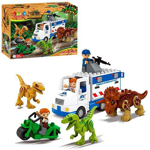 Детский конструктор Динозавры JDLT 5248