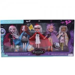 Набор кукол PAULINA 9005