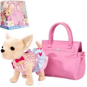 Собачка в сумочке Кикки M 3219