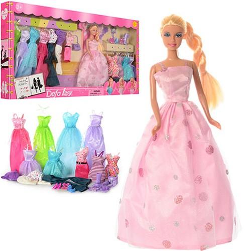 Кукла с нарядом DEFA 8193
