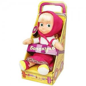 Интерактивная куколка Маша MM-8012U
