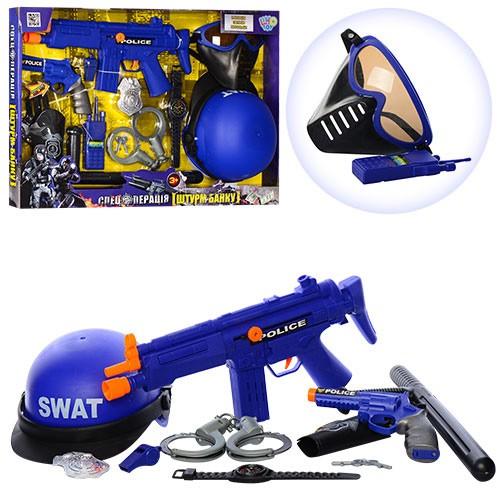 Игровой набор Полиция 33540