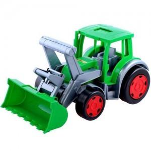 Трактор Гигант Фермер с ковшом Wader 66015