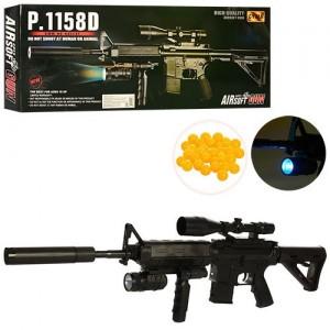Детское оружие Автомат P.1158D