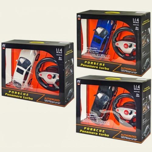 Машинка на радиоуправлении PORSCHE Panamera Turbo HQ200128S