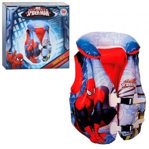Надувной жилет Spider Man Bestway 98014