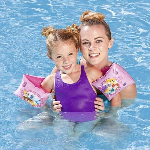 Нарукавники для плавания Принцессы Bestway 91041